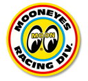 MOONEYES (ムーンアイズ) Racing DIV Decal