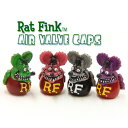 Rat Fink air valve cap
