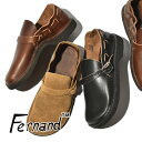 Fernand leather フェルナンドレザー オーロラシューズ メンズ Middle English ミドル