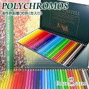 【送料無料】 ファーバーカステルポリクロモス油性色鉛筆36色(缶入り)■110036 【02P03Dec16】