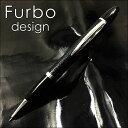 【送料無料 在庫処分】 Furboツイスト式ボールペンブラック ■ FD107KTBK【名入れ不可】