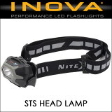 【】 イノーバSTS/LEDヘッドランプ■HLSA-09-R7(CH)