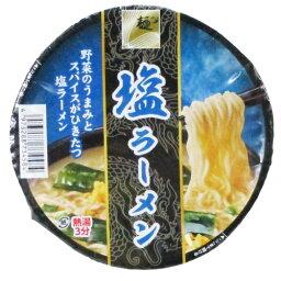 【目玉商品】 カップ麺塩ラーメン■12個 【02P03Dec16】