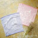 ショッピングムーミン MOOMIN BABY 日本製 おぼろタオル