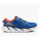 �ۥ����ͥ��͡�HOKA ONE ONE�˥���եȥ�2��CLIFTON 2�˥��顼��TRUE BLUE / ORANGE FLASH