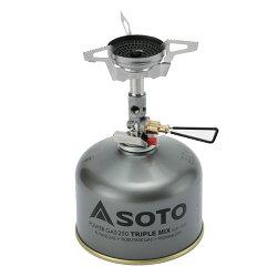 ソト(SOTO)SOD-310マイクロレギュレーターストーブウインドマスター(MicroRegulatorStoveWindMaster)