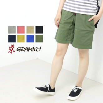 Gramicci shorts short pants (women's model) ws1-1100-56j 15 color shorts climbing pants shorts khaki olive