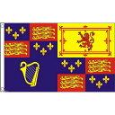【送料無料】 国旗 イングランド 王室旗 150cm × 90cm 特大 フラッグ 【受注生産】