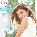 450円OFFクーポン有 クリアレンズ  レヴィア クリア ワンデー プレミア  度あり 14.2mm ローラ ROLA ReVIA CLEAR 1DAY Premium クリア コンタクト UVカット 高含水