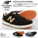 ニューバランス ヌメリック NEW BALANCE NM636 ヌメリック シューズ スニーカー スケートシューズ スケシュー スケボー【JSBCスノータウン】