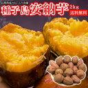 【送料無料】長期熟成!!ねっとり甘い!!種子島安納芋2kg《※同梱不可》《※指定日不可》【stp】