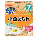 元気アップカルシウム 小魚あられ (10g×2袋入) (ベビーフード7ヶ月〜)
