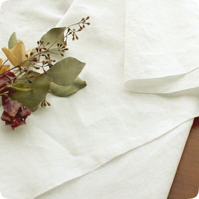 【ワイド幅】生地の森 コルトレイクリネン交織・平織りソフトタンブラー仕上げ50cm単位