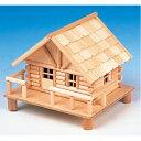 加賀谷木材 ログハウス北の国シリーズ ログハウスQタイプ
