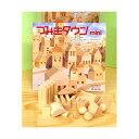 木工工作キット 加賀谷木材 つみきタウン mini