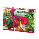 ヨシリツ ブロック 知育玩具 LaQ ラキュー ダイナソー ティラノサウルス L005359