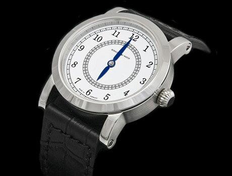 シャウボーグ腕時計 (手巻き)ドイツ製 SCHAUMBURG GNOMONIK CONVERT [送料無料] ドイツの時計工房(シャウボーグ社) こだわりの逸品