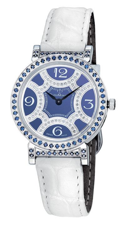 ビジュモントレー(Bijou Montre)女性用腕時計 Premier 『Art Deco』(スイス製) 5950T [送料無料] 20世紀初頭に最も流行した芸術的風格を表現【触れます】