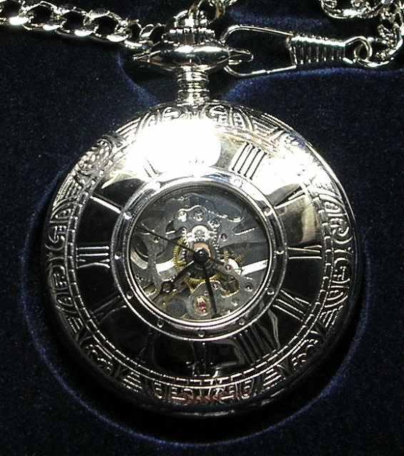 懐中時計の名門イギリス ラポート社の懐中時計 ...の紹介画像3