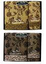 エスニック調の更紗模様が印象的シックなデザインが一日の終わりに寛ぎ感を与えますハナサラサ・ギフト(2000)