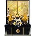五月人形 収納兜飾り黄金将龍 8号 コンパクト収納 端午の節句 皇宸作 A-048