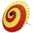 【踊り】【子供用】こども紙舞傘 うずまき 尺2寸B3309【お祭用品/祭用品/お祭り】