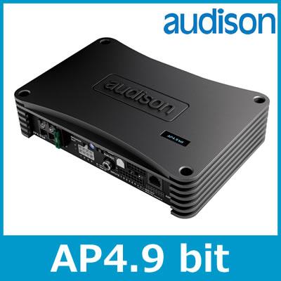 audison(オーディソン) Prima AP4.9 bit 9chデジタルプロセッサー…...:morisan:10029178