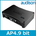 audison(オーディソン) Prima AP4.9 bit 9chデジタルプロセッサー内蔵 4chパワーアンプ 70W×4ch