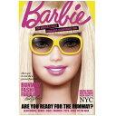 輸入ポスター Barbie Magazine (2011) 610mm×915mm アメリカ雑貨/アメ雑貨/ガレージ/部屋/インテリアアート/ポスター