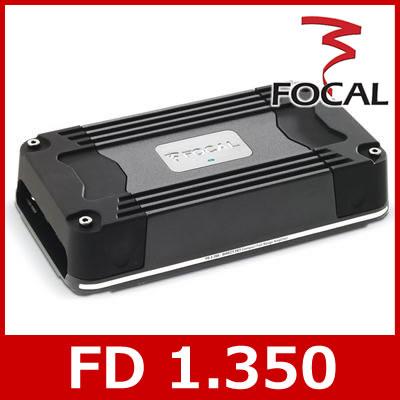 FOCAL(フォーカル) FD 1.350 カスタムフィットモデル 1chパワーアンプ 2…...:morisan:10022292
