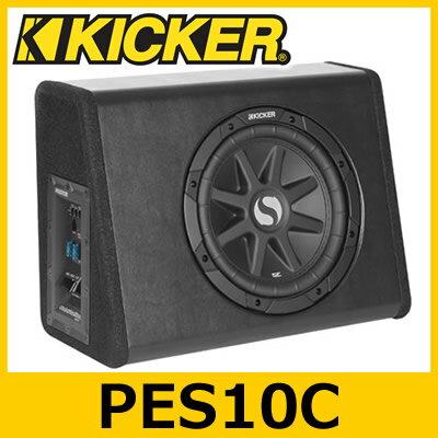 【大型梱包】 KICKER(キッカー) Solo Classic PES10C 25cm …...:morisan:10012492