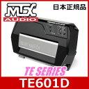 MTX(エムティーエックス) TE601D TEシリーズ 1chパワーアンプ 300W×1ch