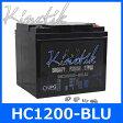 Kinetik(キネティック) HC1200-BLU カーオーディオ専用設計 エントリースペックパワーセル バッテリー
