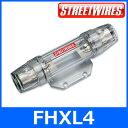 STREETWIRES(ストリートワイヤーズ) FHXL4 ANLヒューズホルダー 電装品の保護/漏電防止