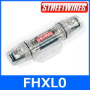 STREETWIRES(ストリートワイヤーズ) FHXL0 ANLヒューズホルダー 分岐/接続