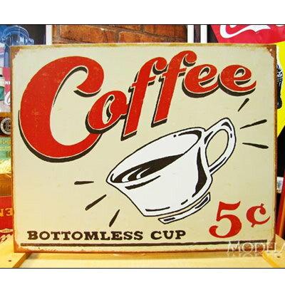 アメリカンブリキ看板 Coffee Scents