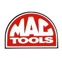 【メール便 ゆうパケット299円】 ミニレーシングステッカー MAC TOOLS マックツール アメリカ雑貨/アメ雑貨/ガレージ/シール/ステッカー/ヘルメット/車/バイク/自転車