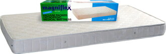 Magniflex mattresses single model 246 European soft single-size White / Pink / grey Italy born in body pressure dispersion mattress
