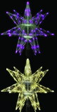 LEDセパレーツギャラクシー(小)6枚羽4色より1色お選びください【イルミネーション】クリスマスイルミネーションモチーフ【!】