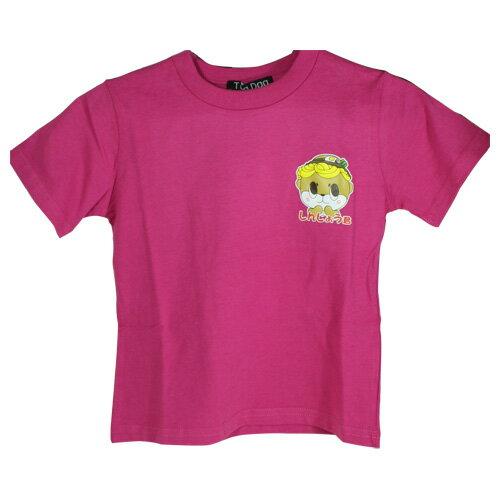 しんじょう君 ジュニアTシャツ ピンク(90cm・100cm・110cm・120cm)【高…...:moritokuzo:10000447