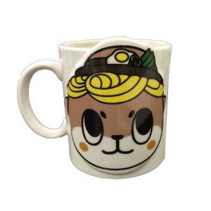 しんじょう君 マグカップ フェイス【高知】【しんじょう君】...:moritokuzo:10000485