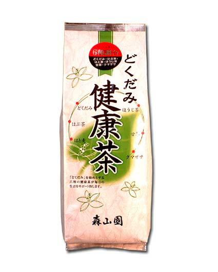 【メール便発送できません!】どくだみ健康茶400gの商品画像
