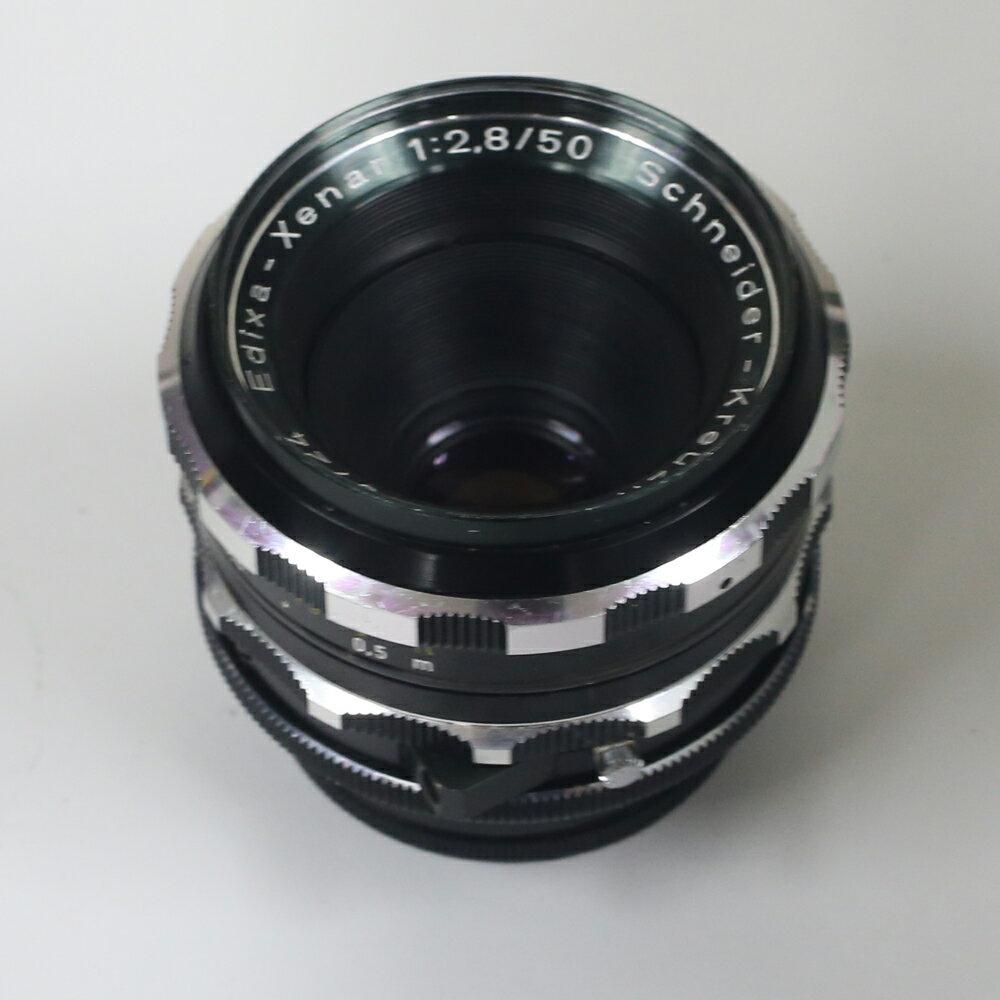 ドイツ製レンズ シュナイダー エディクサ・クセナー 2.8/50 M42用 Schneider-Kreuznach Edixa-Xenar 1:2,8/50 for M42
