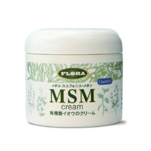 MSM MSM cream paint type