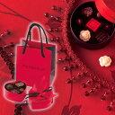 小さくても熱い、特別なひと箱。 バレンタインチョコレート プティコフレ4個(ミニバッグ入り)/モロゾフ《2/13(日)〜2/14(月)お届け不可》