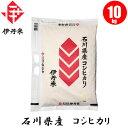 【お米】石川県産コシヒカリ 10kg 【おこめ】【伊丹米】