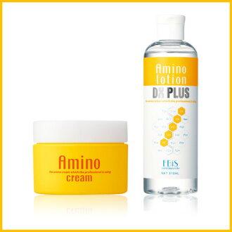 Ebisu[ebis]amino lotion + amino cream set