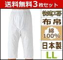 送料無料3枚セット 快適工房 ロングパンツ LLサイズ 前あき 日本製 グンゼ GUNZE ステテコ すててこ 通販 グンゼ GUNZE | メンズ 紳士 男性