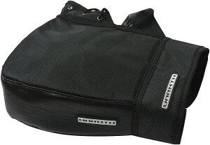 リード工業(LEAD) バイク用 コンパクトハンドルカバー キューブ 簡単装着 防水 ブラック フリーサイズ KS270A