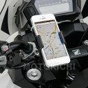 【あす楽対応】 デイトナ DAYTONA 79351 バイク用スマートフォンホルダー クイックタイプ...